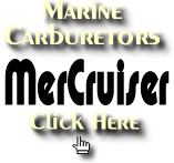 Marine Carburetors for merCruiser