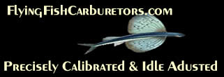 About Flying Fish Carburetors